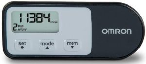 Omron Alvita Optimized Pedometer HJ-321
