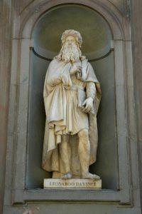Leonardo da Vinci envisioned a mechanical pedometer.
