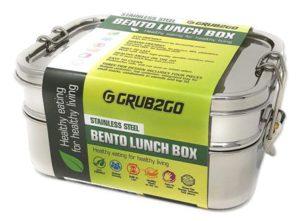 GRUB2GO Bento Box