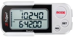 Realalt 3DTriSport Pedometer