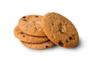 One cookie is okay. But, don't eat the whole batch.