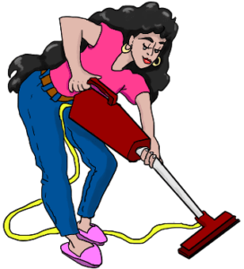 Cheap vacuum cleaners won't do a good job picking up debris from the floor.
