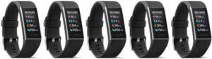 MorePro X-Core Fitness Tracker HR