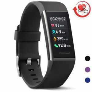 Customers comment on the MorePro X-Core Fitness Tracker HR.