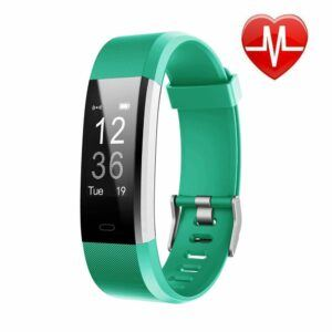 LETSCOM Fitness Tracker HR owner comments.