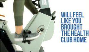 3G Cardio Elite RB Recumbent Bike - easy fix to install pedal straps.