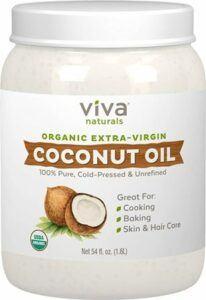 Viva Coconut Oil is good for oil pulling.