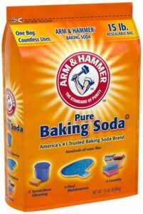 Arm and Hammer baking soda is good for detoxing your body.