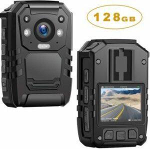 CammPro I826 Police Body Camera 1296P HD