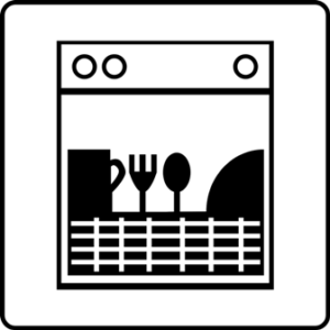 Just stick the Bento boxes into the dishwasher for easy cleanup.